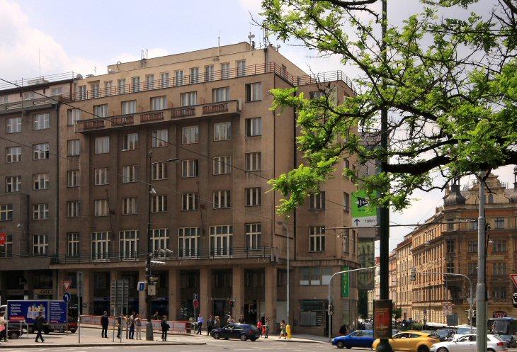 Hotelu Legie Praha 2