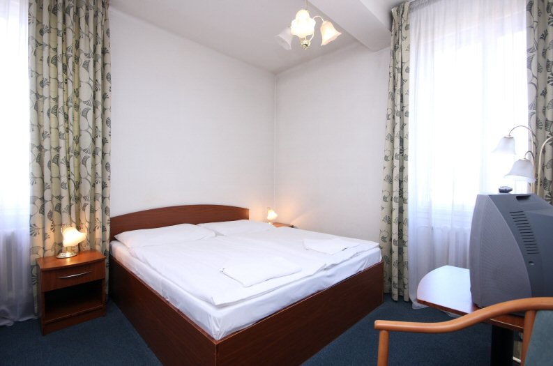 Hotelu Legie Praha 3