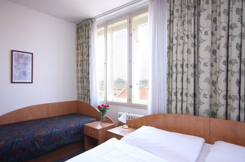 Hotelu Legie Praha 4