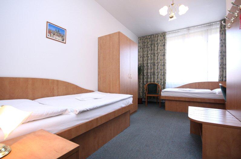 Hotelu Legie Praha 5
