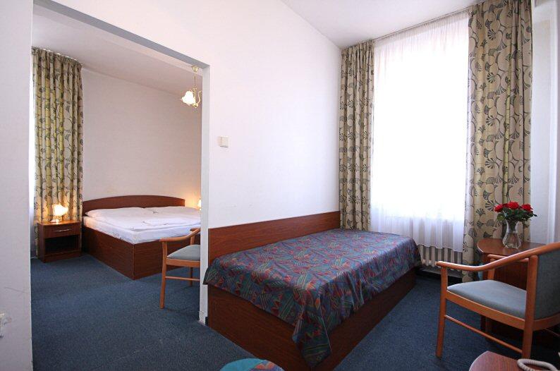 Hotelu Legie Praha 6