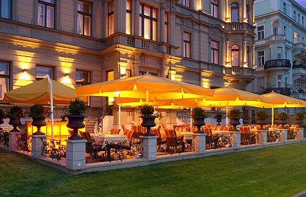 Hotelu Le Palais Praha 3