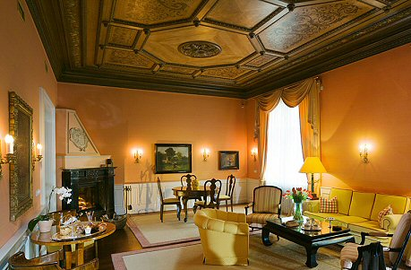 Hotelu Le Palais Praha 4