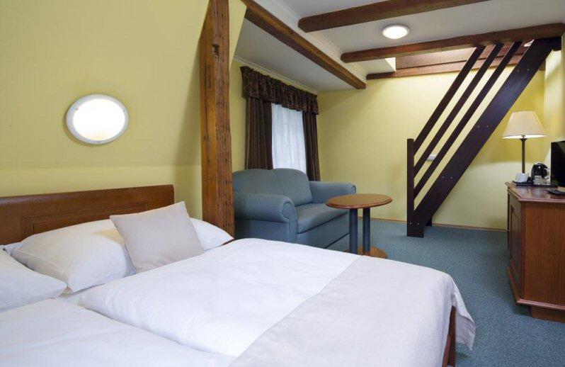 Hotelu Lesní Zátiší Lázně Libverda 2