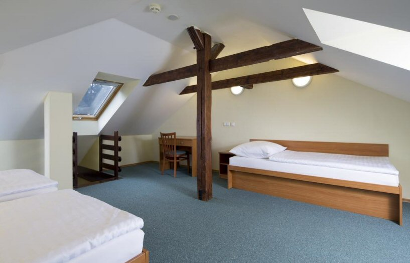 Hotelu Lesní Zátiší Lázně Libverda 4