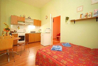 Apartmánu Letná Praha 2