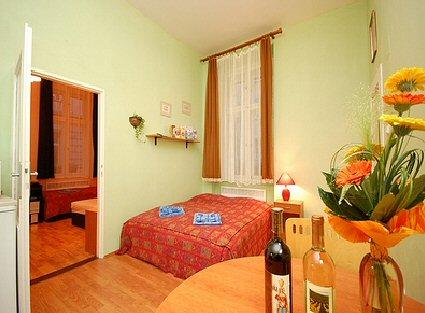 Apartmánu Letná Praha 4