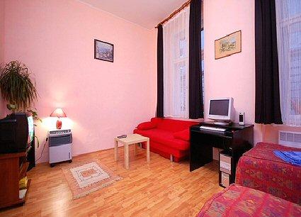 Apartmánu Letná Praha 5
