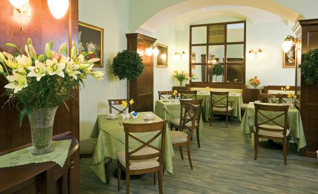 Hotelu Liberty Praha 5