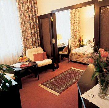 Hotelu Louren Praha 2