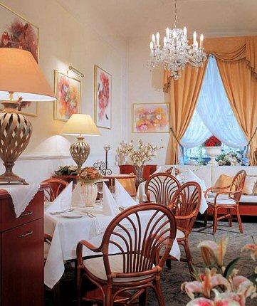 Hotelu Louren Praha 3