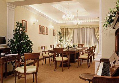 Hotelu Louren Praha 5