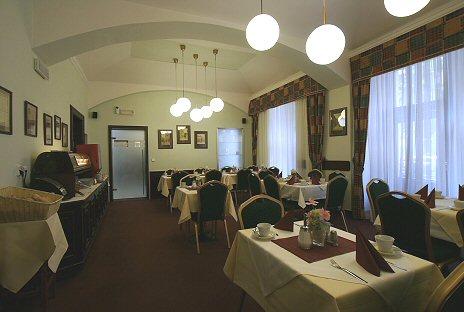 Hotelu Luník Praha 4