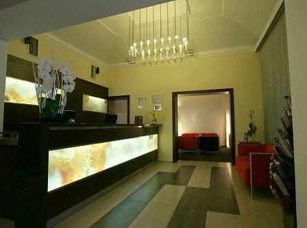 Hotelu Luník Praha 5