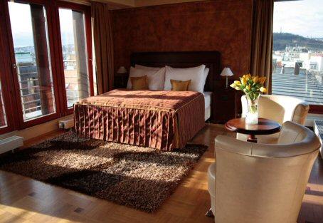 Hotelu Majestic Praha 2