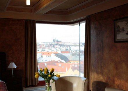 Hotelu Majestic Praha 6