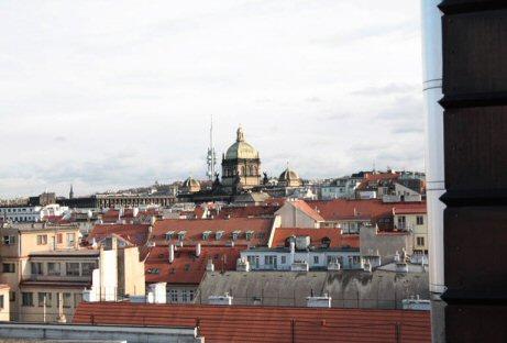 Hotelu Majestic Praha 5