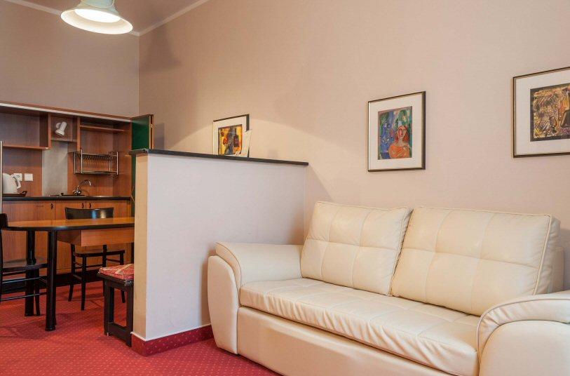 Hotel Residence Mala Strana photo 11