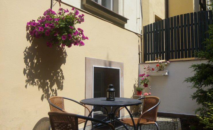 Hotel Residence Mala Strana photo 12