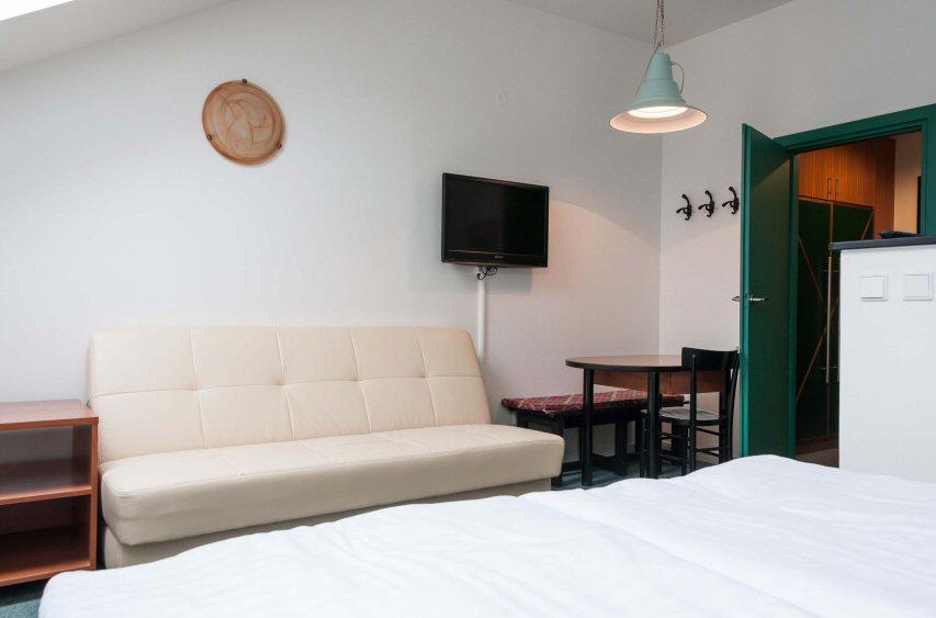Hotelu Malá Strana Praha 2