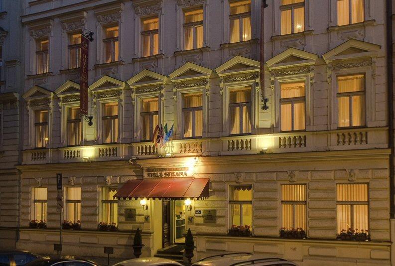 Hotelu Malá Strana Praha 3