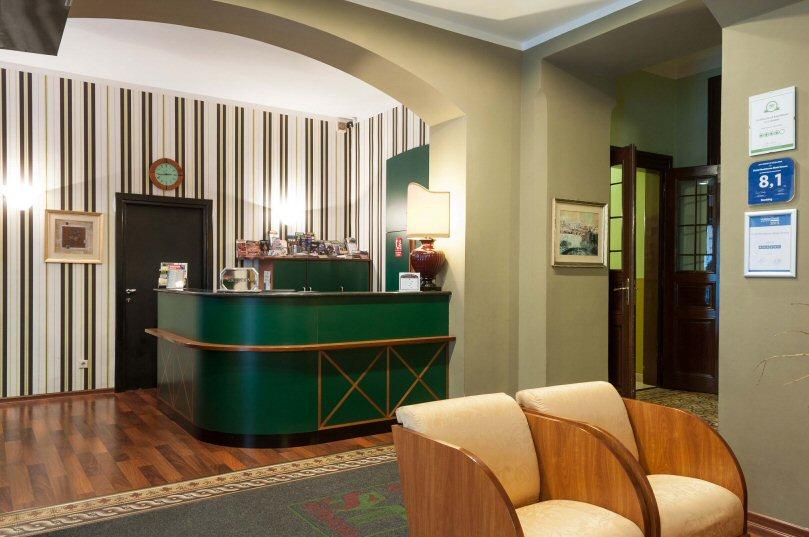 Hotelu Malá Strana Praha 7