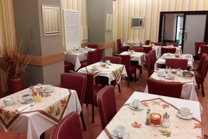 Hotelu Malá Strana Praha 9