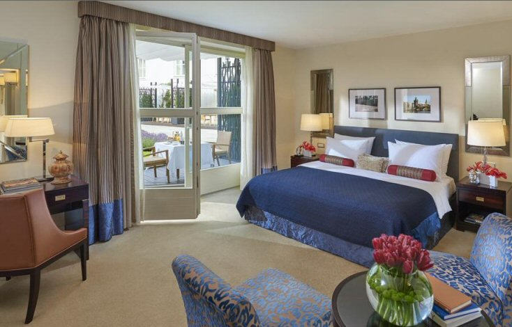 Hotel Mandarin Oriental Praha
