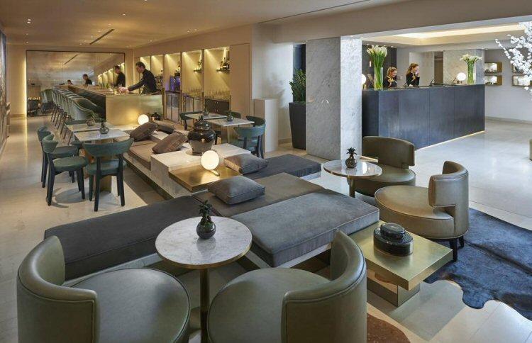 Hotel Mandarin Oriental fotografie 7