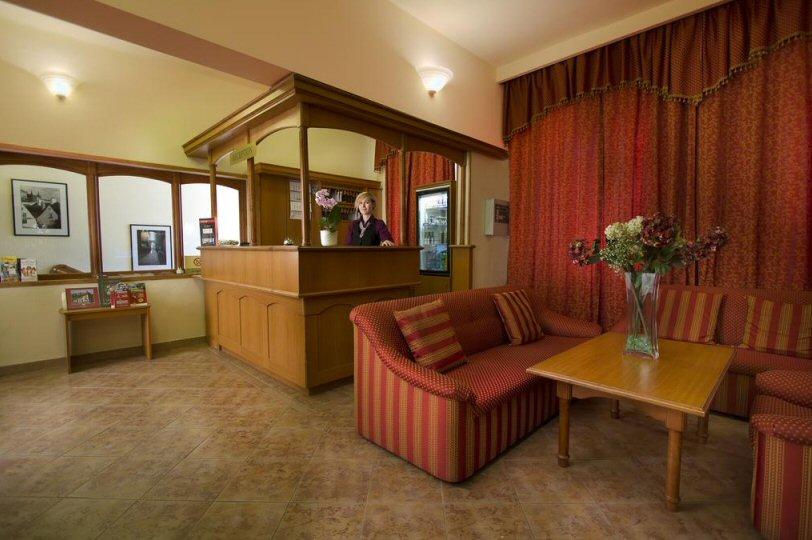 Hotelu Markéta Praha 5