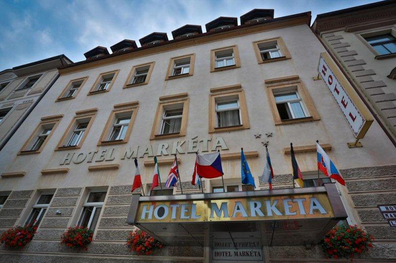 Hotelu Markéta Praha 8