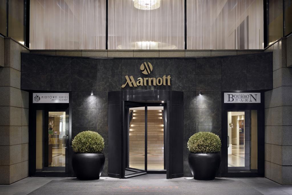 Hotelu Marriott Praha 3