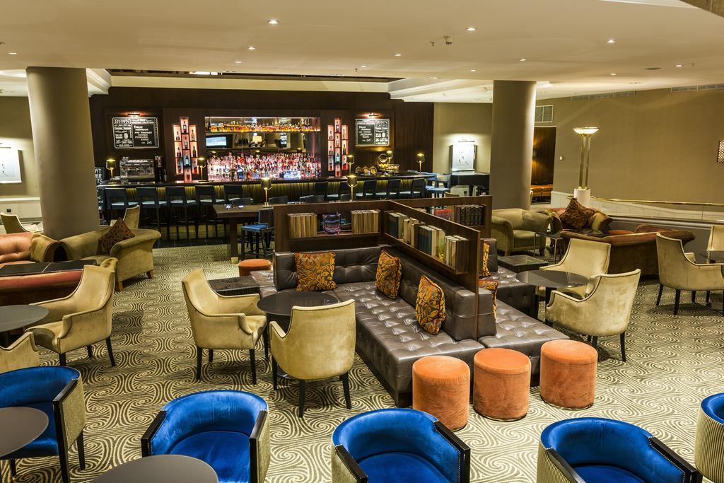 Hotelu Marriott Praha 7