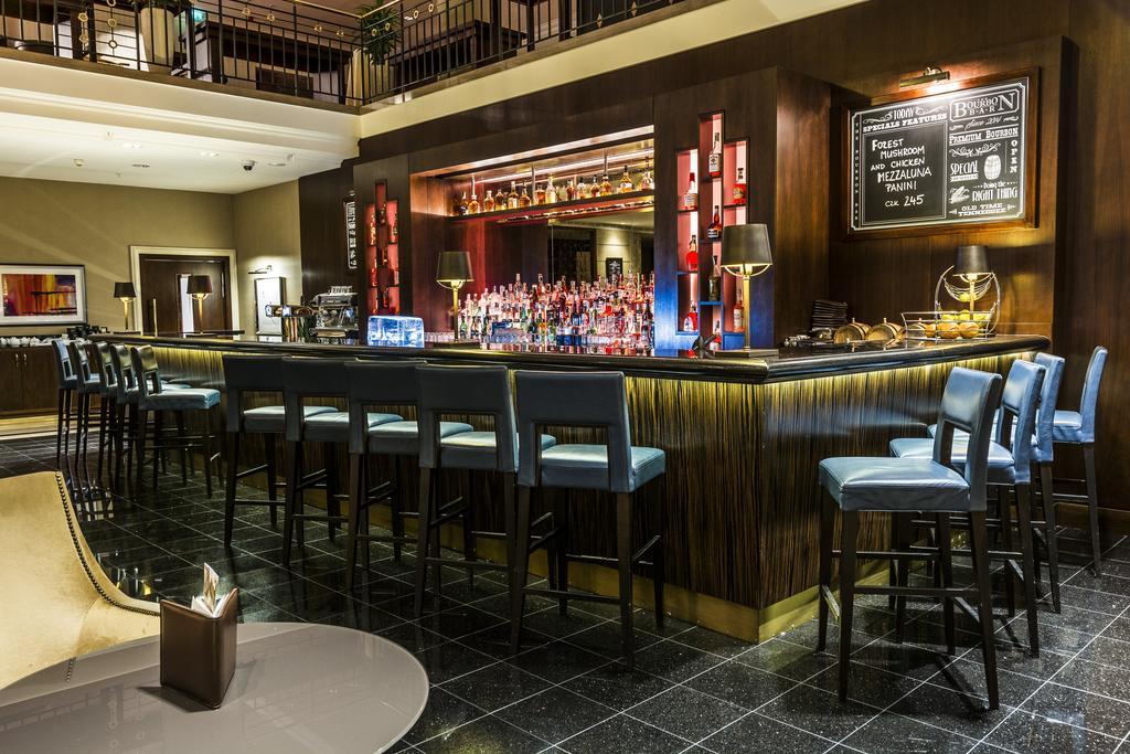 Hotelu Marriott Praha 8