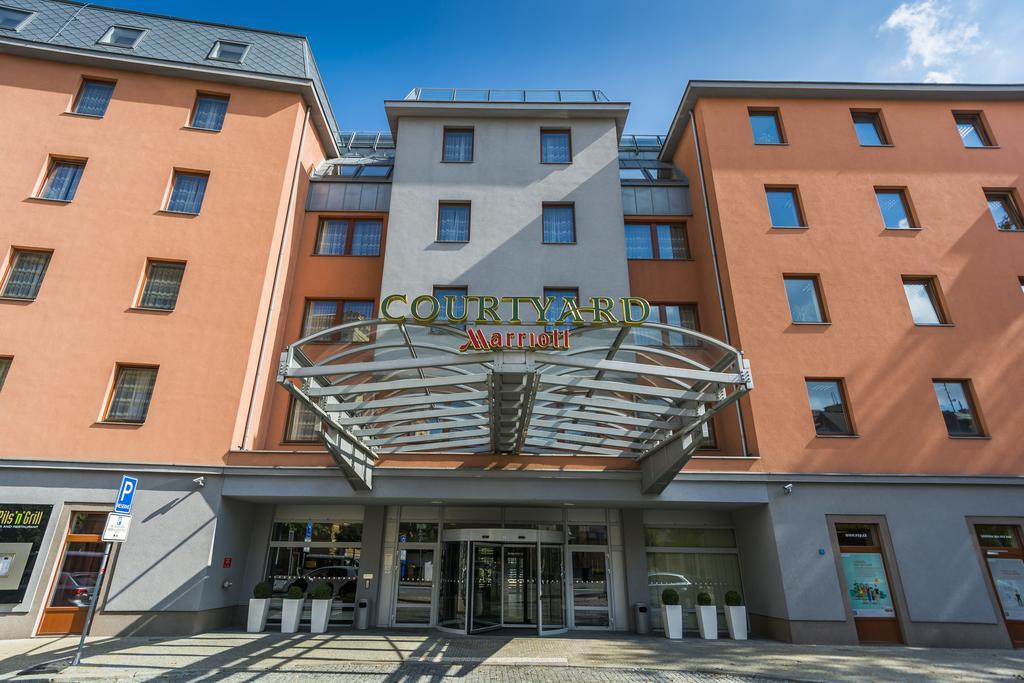 Hotelu Courtyard by Marriott Plzeň 3