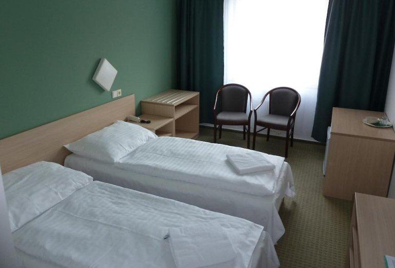 Hotelu Mars Praha 1