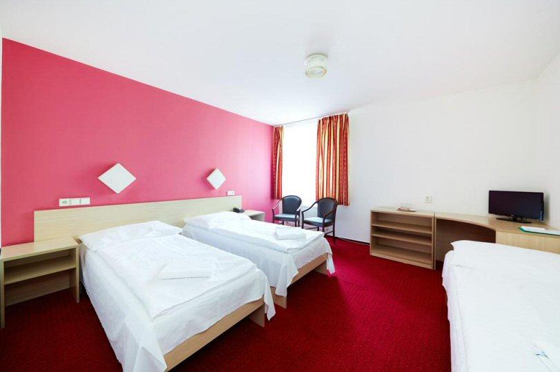Hotelu Mars Praha 10