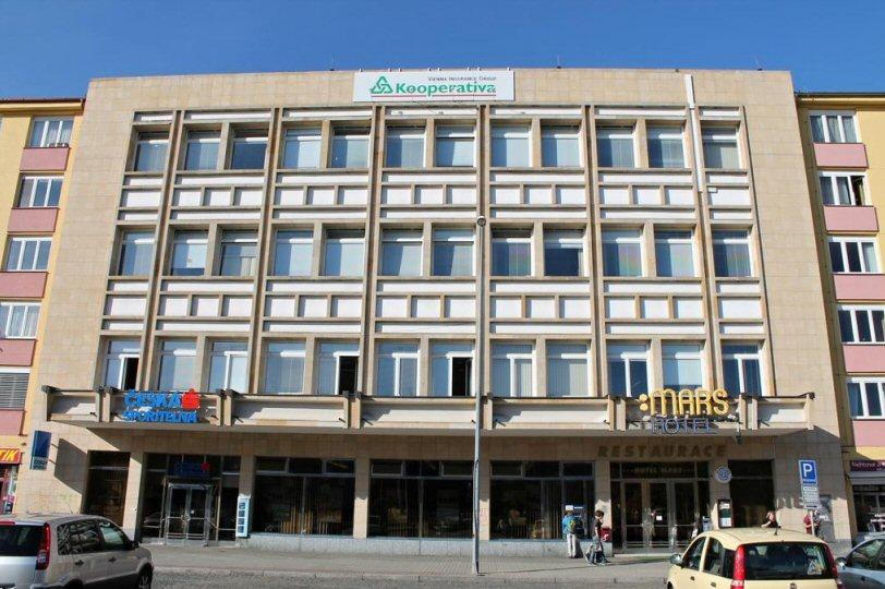 Hotelu Mars Praha 3