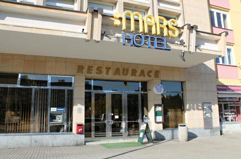 Hotelu Mars Praha 5