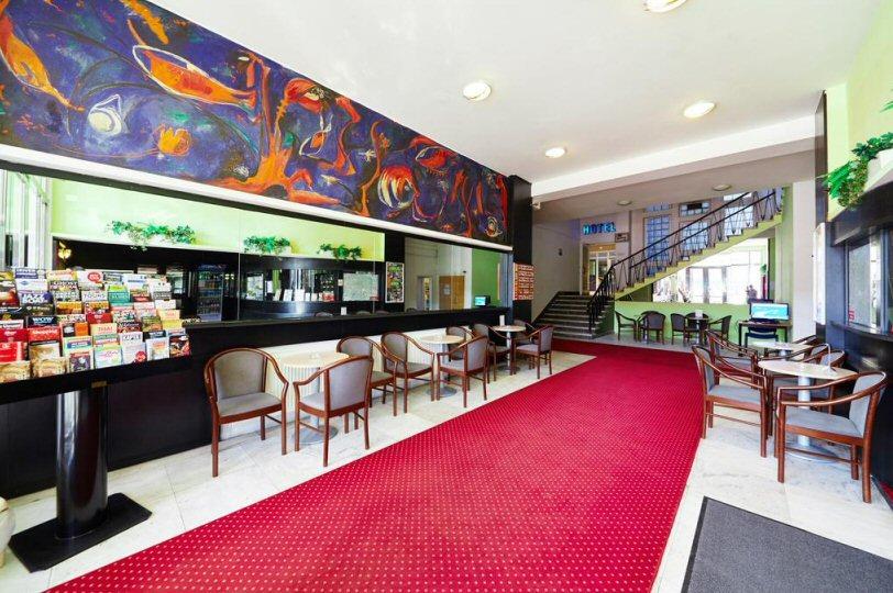 Hotelu Mars Praha 7