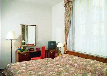 Hotelu Melantrich Praha 2