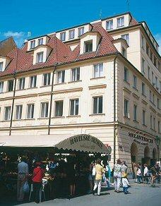 Hotelu Melantrich Praha 3