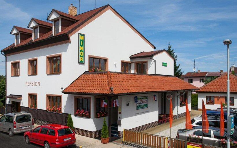 Hotelu Minor České Budějovice 9