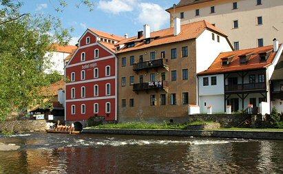 Hotelu Mlýn Český Krumlov 3