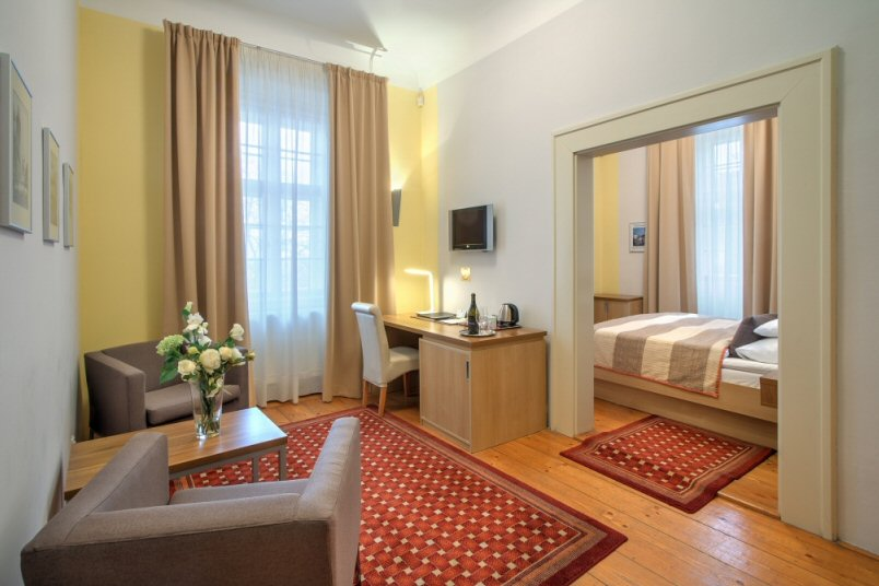 Hotel Monastery fotografie 5
