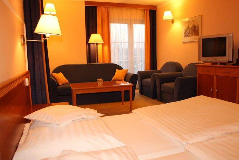 Hotelu Monica Praha 2