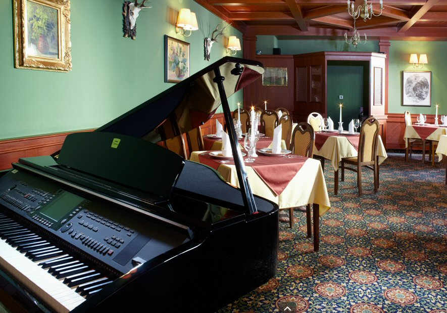 Hotelu Chateau Monty SPA Mariánské Lázně 12