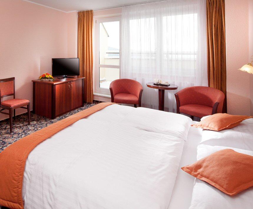 Hotelu Chateau Monty SPA Mariánské Lázně 2