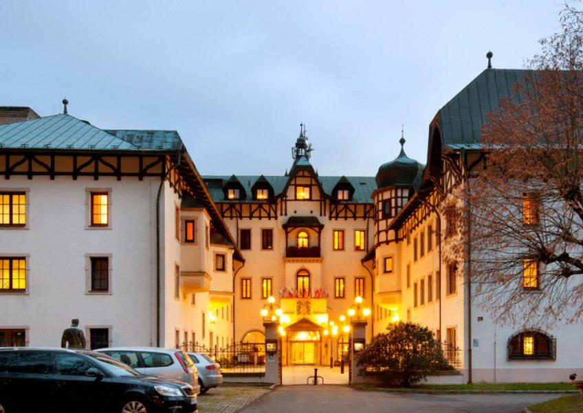 Hotelu Chateau Monty SPA Mariánské Lázně 3