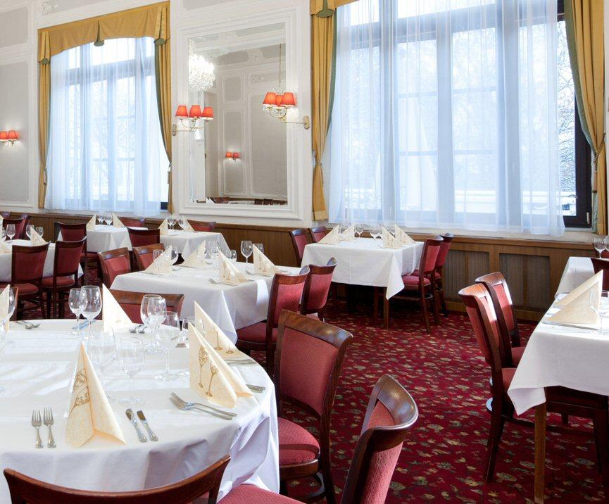 Hotelu Chateau Monty SPA Mariánské Lázně 4